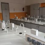 Nové chemické laboratórium